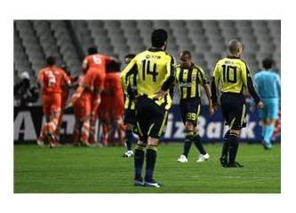 Utanç verici futbol