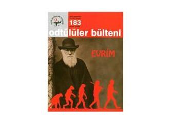 ODTÜLÜLER dergisinin Mart 2009 sayısının kapağında Darwin var