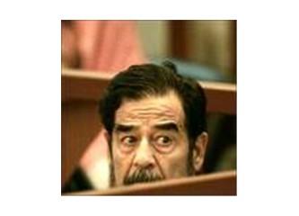 Saddam Hüseyin Amerikan adaleti Uluslararası hukuk üçgeni