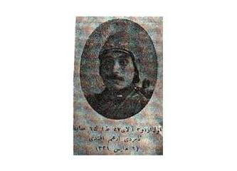 Çanakkale Şehiti Ethem' in mektubu