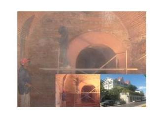 Tarihi eser niteliğindeki taş cephe ve yapıların boyanmış yüzeylerinin temizliği hakkında...