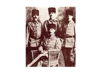 Mustafa Kemal Enver Paşa'nın planını bozuyor...