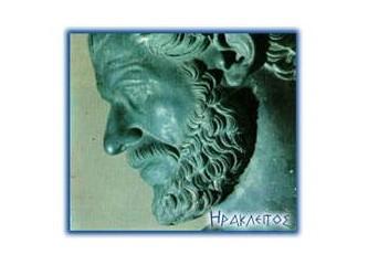 Herakleitos'la rakı içmek