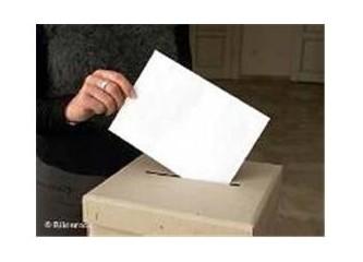 Nasıl oy kullanırım...