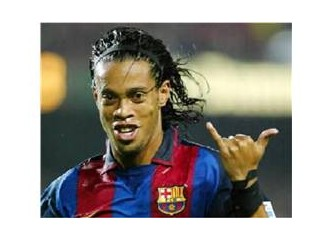 Beşiktaş Ronaldinho'yu transfer etti!