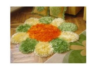 çiçek paspas