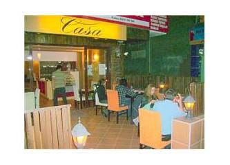 Ankara'da sıcak bir mekan; Casa Cafe