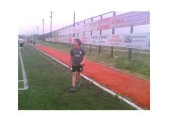 Kızım futbolcu olacak.