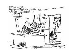 Şirkette üst yönetimle anlaşamıyor musunuz?