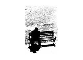 Yalnızlık koyu bir karanlık