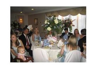 Amerikan usulü düğün