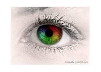 Gözlerimizdeki perdeler