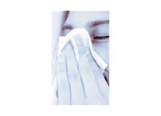 Sizinki grip mi, üşütme mi?