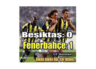 "Beşiktaş'a ithafen ""Her yerdeyiz"""