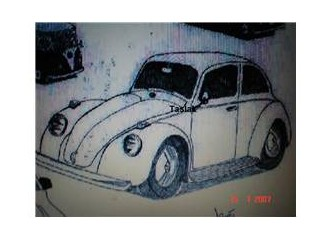 Vos Vos * Volkswagen * Tosbağa - 1967