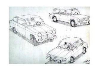 Türkiye' de üretilen ilk Türk otomobilleri...