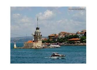 İstanbul'u dinliyorum gözlerim kapalı...:))