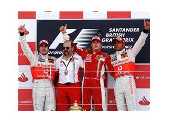 Formula 1 / 2008 (test sürüşü)