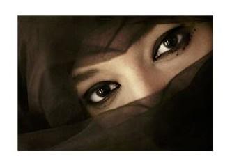 Kara gözlüm.