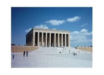 Anıtkabirli bir Ankara yazısı