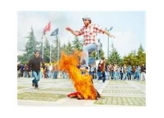 Orta Asya' dan gelen bir gelenenek: Nevruz ?