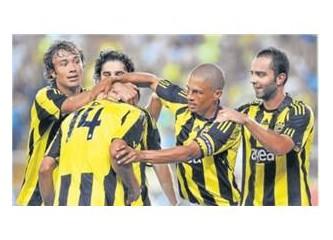 Fenerbahçe dünyanın en iyi 18. takımı....