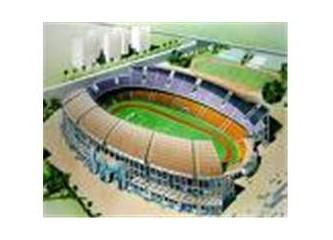 Antalya'da stad inşaatı! Geleceğin rezaleti