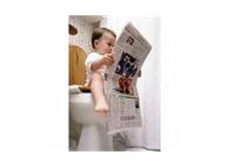 Çocuklara gazete