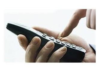 Gelen telefonlara dikkat dolandırılıyoruz