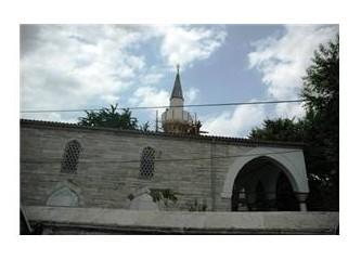 Minaresinde hokka ve divit bulunan tek cami 'DEFTERDAR CAMİİ'