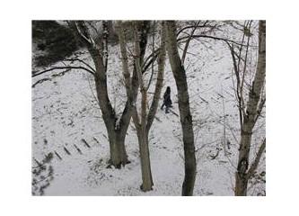Ankara'ya kar yağdı