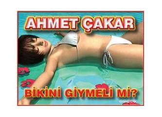 Ahmet cakar bikini