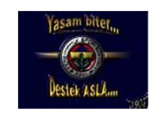 Fenerbahçeli olmanın gururu...