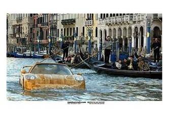 Ahsap ve Venedik