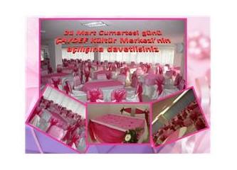 ÇAYDEF Kültür Merkezi açılıyor