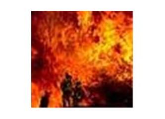 Kalifor niye yanıyor?