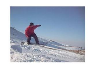 Kim bulmuş bu ''snowboard'' u ?
