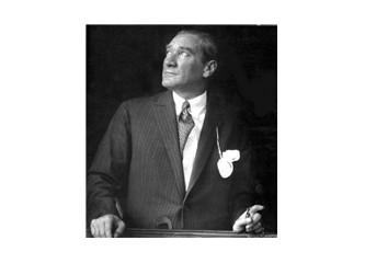 Atatürk'le sohbet