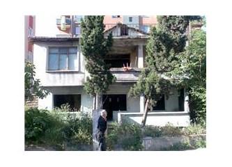 Dokuz erik ağaçlı ev