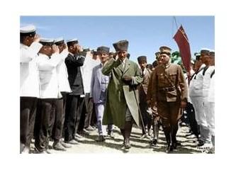 Atatürk Türk'ün onurudur