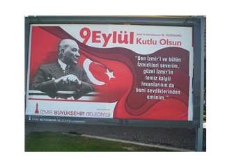 9 Eylül İzmir'in Kurtuluş Günü Kutlu Olsun.