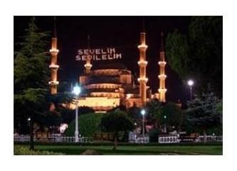 """Türklere Ait Bir Gelenek: """"Mahya"""""""