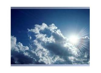 Gökyüzü bir ağlasa….