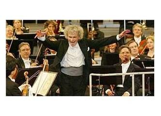 TRT, Berlin Filarmoni ve Sir Simon Rattle