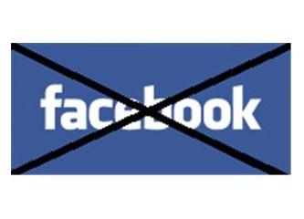 Facebook ve benzeri sitelerin zararları