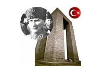 Kurşunlar arasında Mustafa Kemal
