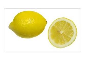Mürekkep yerine, Limon suyu!..