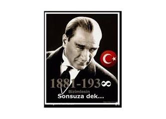 On Kasım Mustafa Kemal Atatürk'ün yeniden doğduğu gün