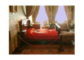Atatürk'ün çalışma odası..