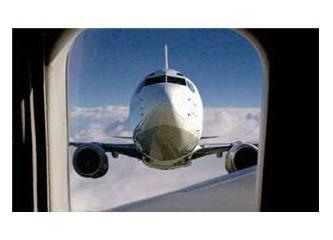 Tek rakibim Türk Hava Yolları !!